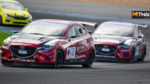 Mazda Motorsport เผยผลการแข่งขัน Thailand Super Series 2019 สนาม 1-2