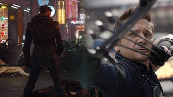 หรือ ฮอว์กอาย จะแขวนธนู ไปเป็น โรนิน ผู้ถือดาบคาตานะ? ในหนัง Avengers: Endgame