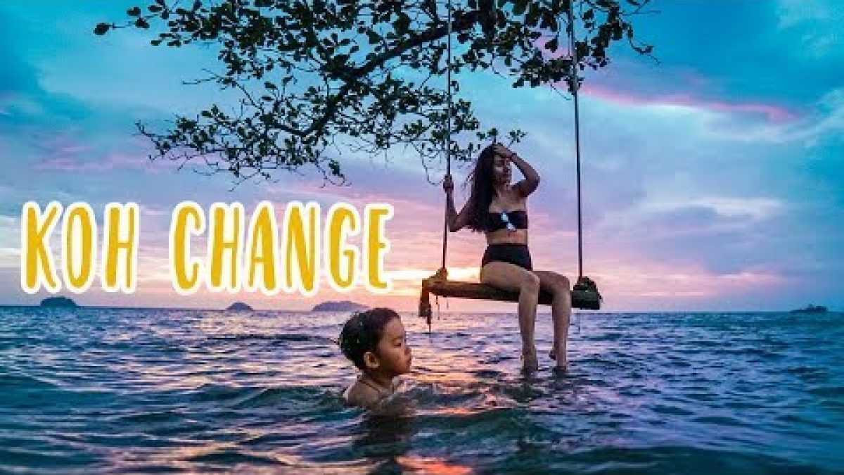 ที่พักเกาะช้าง เที่ยว3คืน4วัน ep3. วันสุดท้ายยังไม่อยากกลับ // KHO CHANG ISLAND THAILAND