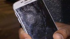 ชายหนุ่ม รอดตายจากระเบิดที่ฝรั่งเศส เพราะ Samsung S6 Edge !!
