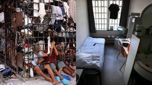 รวมภาพถ่าย คุกจากทั่วโลก บางที่หรูหรายิ่งกว่าห้องเช่า