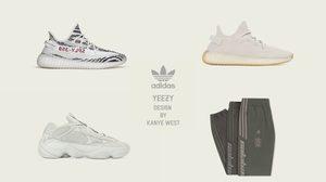 adidas Originals และ Kanye West เผยไลน์อัพตลอดเดือนพฤศจิกายนกับ 4 ไอเท็มเด็ด!!