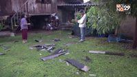 เกิดพายุฝนตกอย่างหนัก ในหลายพื้นที่ของจังหวัดพะเยา