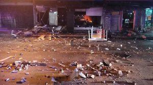 ระทึก! เหตุระเบิดร้านซักผ้าอัตโนมัติ ซอยอินทามระ 36 เจ็บอื้อ