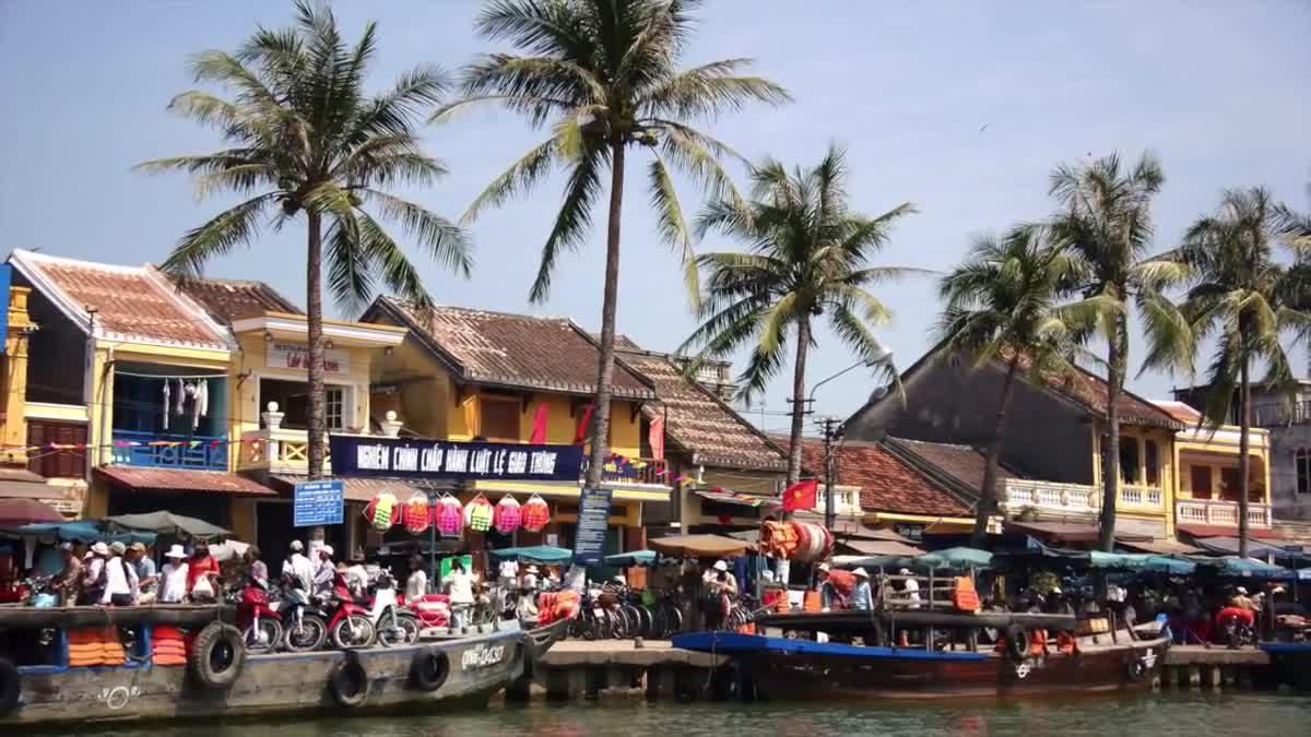แนะนำสถานที่ท่องเที่ยวในเมืองฮอยอัน (Hoian)