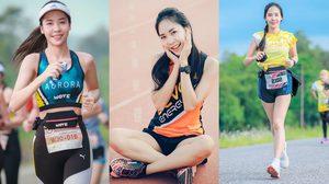 นางฟ้านักวิ่ง ยิ้ม วิชญ์วรา แค่ขยับออกกำลังกาย เท่ากับพิชิตโรคซึมเศร้า!!