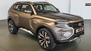 LADA Niva รถอเนกประสงค์ สายลุย ท้ารบกับ Suzuki Jimmy พร้อมเปิดตัวภายในปี 2020
