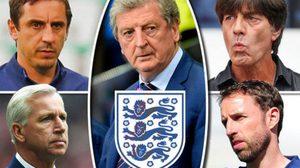 บอกลา ปู่รอย! ผุด 6 ตัวเลือกกุนซือคนใหม่ ทีมชาติอังกฤษ หลังจบ ยูโร 2016
