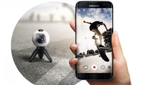 Samsung Gear 360 Camera กล้องถ่ายภาพแบบรอบ 360 องศา