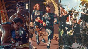 ฝีมือร้ายกาจ ตัดต่อตัวเองเข้าไปอยู่ใน Avengers Endgame แบบเนียนกริ๊บ