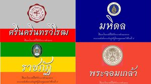10 มหาวิทยาลัย ชื่อพระราชทานจาก พระบาทสมเด็จพระปรมินทรมหาภูมิพลอดุลยเดช
