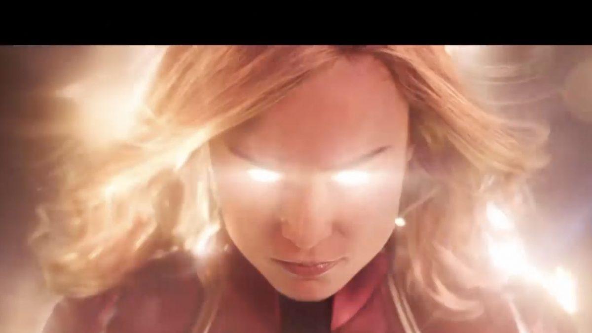 แฟนหนังฮีโร่เฮลั่น Captain Marvel อวดโฉมตัวอย่างแรกสุดเร้าใจ