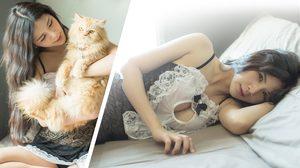 น้องมิกิ RSC กับปฏิบัติการอาบน้ำแมวน้อยอันแสนวุ่นวายในรายการ wake me up