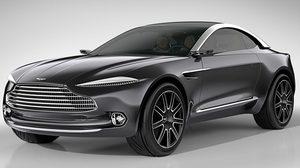 Aston Martin DBX พัฒนาเพื่อชาวจีนเท่านั้น