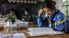 สุดซึ้ง ครูชาวจีนป่วยหนัก แต่ขอสอนจนกว่าจะสิ้นลมหายใจ