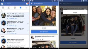 Facebook ออกอัพเดทระบบจดจำใบหน้า เพิ่มฟีเจอร์แจ้งเตือนแม้ไม่ถูกแท็กในรูป
