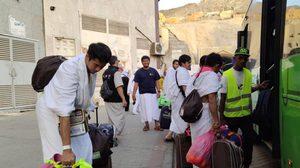 ผู้แสวงบุญชาวไทยเริ่มออกเดินทางสู่ทุ่งมีนา จุดเริ่มต้น 'พิธีฮัจญ์'