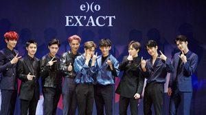 EXO ฮอต! ส่งเพลงใหม่ยึดพื้นที่บนชาร์ตเพลงฮิตอีกครั้ง!