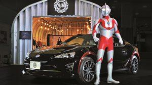 Toyota เปิดตัว M78X86 ที่ได้แรงบันดาลใจมาจาก Ultra Man
