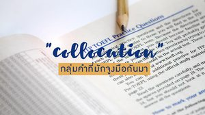10 Verb Collocations อัพคะแนน TOEFL Writing