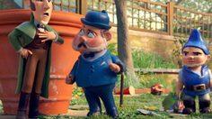 จอห์นนี เด็ปป์ นำทีมสืบหาการหายตัวไปของเหล่าโนมส์ ตัวอย่างแรก Sherlock Gnomes
