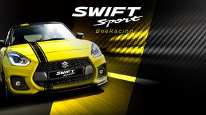 Suzuki Swift Sport BeeRacing เตรียมอาละวาดในแบบ ลิมิเตด อิดิชั่น