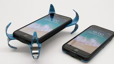 สุดเจ๋ง!! ADcase เคสกันกระแทก iPhone ที่ออกแบบให้ทำตกยังไงจอก็ไม่แตก