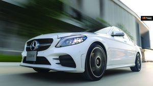 Mercedes Benz เปิดตัว The new C-Class รุ่นประกอบในไทย ราคาเริ่มต้น 2,349,000 บาท