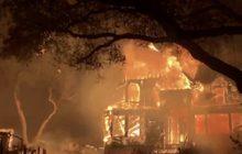 ไฟป่าเผาแหล่งผลิตไวน์ดังแคลิฟอร์เนียวอด