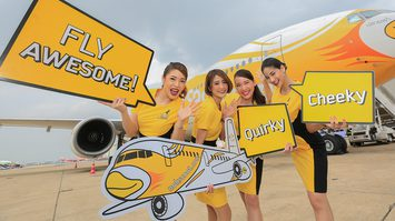 เอาจริงดิ นกสกู๊ตใจป้ำ ใช้เครื่องใหญ่พา บินตรงญี่ปุ่น แต่ราคาเบ๊าเบา