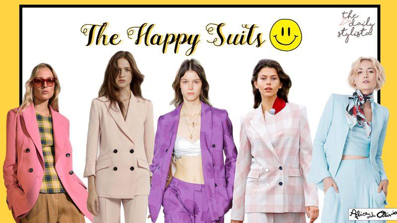 วิธีเลือกใส่สูท ทำอย่างไรให้สาวออฟฟิศสวยมีสไตล์ ตามฉบับ The Happy Suits