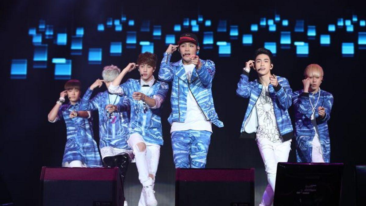ย้อนอดีต! GOT7 โชว์คอนเสิร์ตในเมืองไทยครั้งแรก แบ๊วขนาดนี้!!
