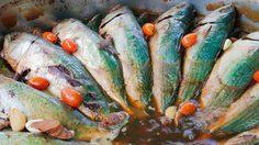 สูตร ปลาทูต้มเค็ม อร่อยจนต้องขอเบิ้ล