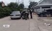 ตำรวจสกัดจับพ่อค้ายาบ้า จ.ชลบุรี