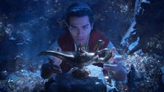 มีนา แมสซุด ค้นพบตะเกียงวิเศษแล้ว ในทีเซอร์แรกของหนัง Aladdin