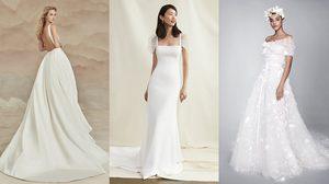 5 เทรนด์ชุดแต่งงาน ดีเทลน่าจดจำ ที่กำลังมาแรงในแวดวงชุดเจ้าสาว 2021