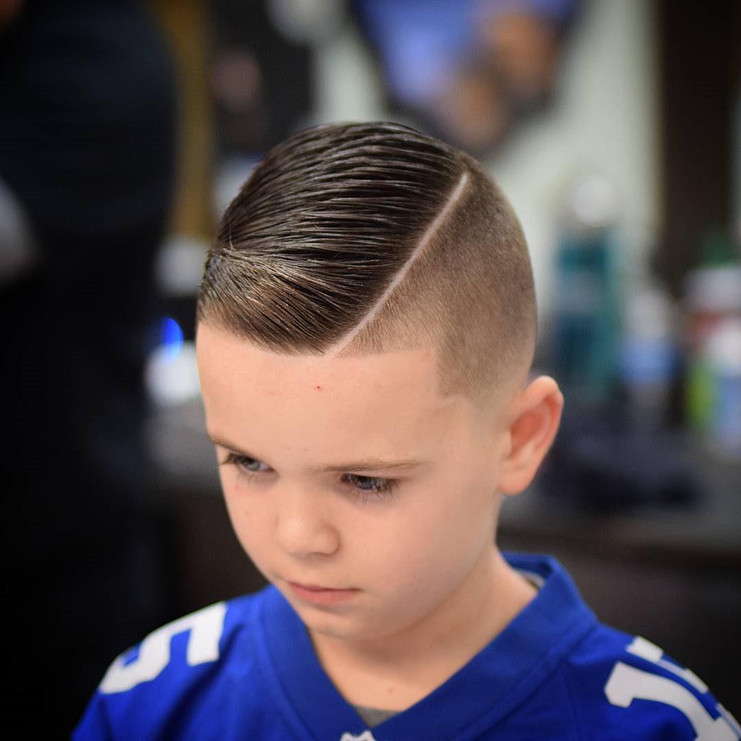 ทรงผมผู้ชาย Comb-Over Haircuts