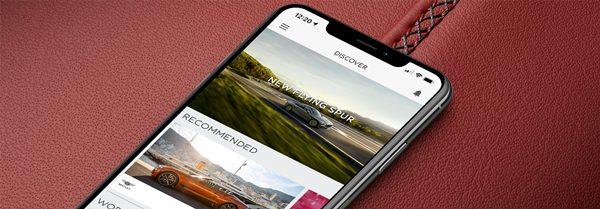 Bentley Network Application