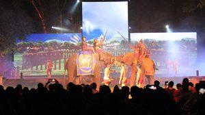 เทศกาลดอกลำดวนบาน สืบสานประเพณีสี่เผ่าไทยศรีสะเกษ ปี 2562