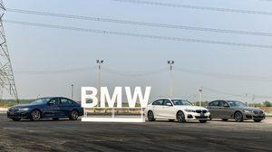 BMW ปล่อยซีรี่ส์ 5 และซีรี่ส์ 3 Gran Sedan ใหม่ สู่ความปราดเปรียวเหนือระดับ