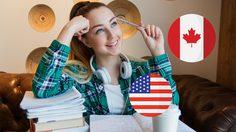 อเมริกา VS แคนาดา เรียนที่ไหนดี?