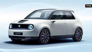 Honda เตรียมพัฒนารถยนต์ไฟฟ้า EV ขนาดไซส์มินิน่ารัก