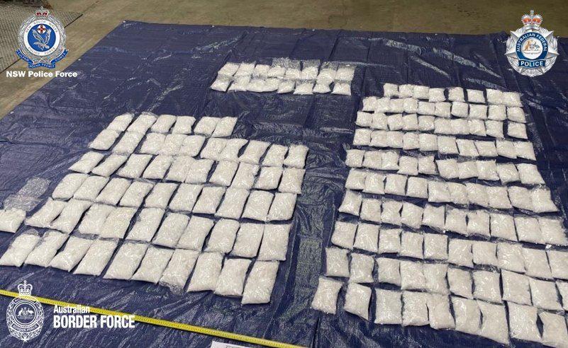 ตร.ออสเตรเลีย เร่งสืบสวน หลังจับยาไอซ์ 316 กก. จากไทย
