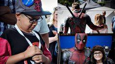 ไรอัน เรย์โนลด์ส โพสต์ภาพต้อนรับเด็ก ๆ จาก Make-A-Wish เยี่ยมกอง Deadpool ภาคต่อ