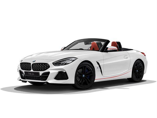 BMW Sunrise Editions Z4