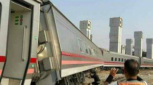 รถไฟด่วนพิเศษ เชียงใหม่ – กทม. รุ่นใหม่ ตกรางที่ สถานีบางซื่อ