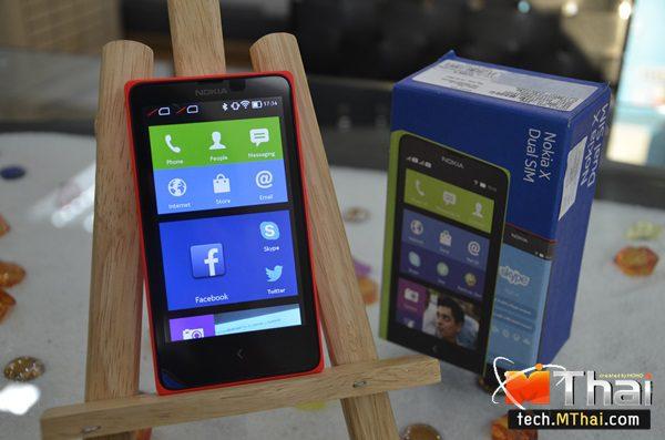 Nokia X Review 034