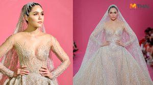 ชมพู่ อารยา เดินฟินาเล่ปิดท้ายโชว์ ห้องเสื้อโอต กูตูร์ Paris Fashion Week 2019