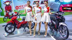 All New Honda Wave110i รถ จักรยานยนต์แบบครอบครัว โฉมใหม่ เริ่ม 36,500 บาท
