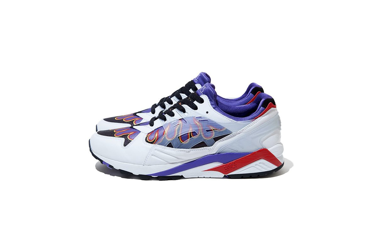 """ASICSTIGER GEL-KAYANO TRAINER """"ANARCHY IN THE EDO PERIOD"""""""